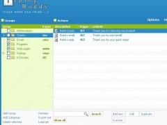 TypingBuddy 1.55 Screenshot