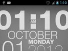 Typography pro (uccw skin) 1.1 Screenshot
