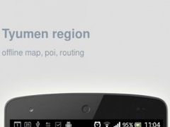 Tyumen region Map offline 1.19 Screenshot