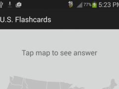 U.S. Flashcards 2.0 Screenshot