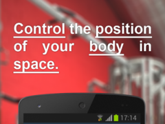U-StanD - Workout Body Control 1.0 Screenshot