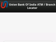 UBI ATM / Branch Locator 2.0 Screenshot