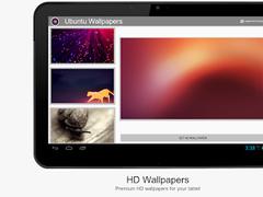 Ubuntu HD Wallpapers 3.3 Screenshot