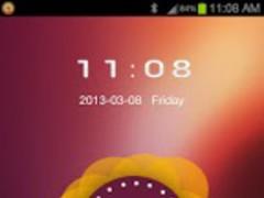 Ubuntu Next GO Locker Theme 1.01 Screenshot
