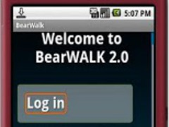 UC Berkeley BearWalk 1.3 Screenshot