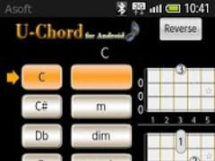 UChord (Ukulele Chord Finder) 1.15 Screenshot