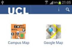 UCL Map+ 1.5 Screenshot