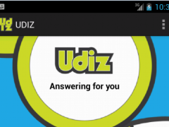 UDIZ Auto-reply 3 Screenshot
