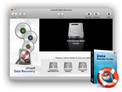 uFlysoft Data Recovery for Mac 1.8.5 Screenshot