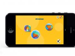 UFO Defense Game 1.0 Screenshot
