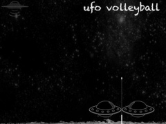 Ufo volleyball 1.0 Screenshot