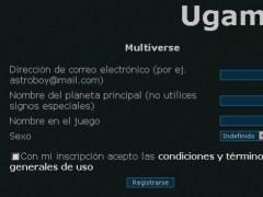 UGAMELA  Screenshot