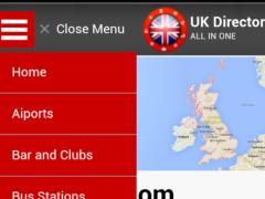 UK Phone Directory 1.0 Screenshot