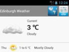 UK Weather 7-day Forecast 1.2 Screenshot