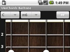Uke Chords Baritone 1.1 Screenshot