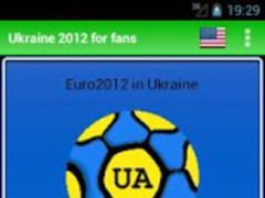 Ukraine 2012 for the fans 1.01 Screenshot