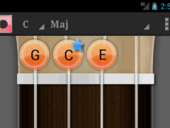 Ukulele Chord+Scale+Tuner.. LE 9.2.1 Screenshot
