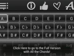 Ukulele Chords lite 1.7 Screenshot