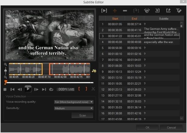 Corel VideoStudio X8