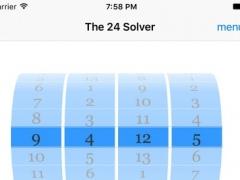 Ultimate 24 Game Solver 1.2 Screenshot