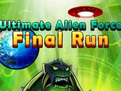 Ultimate Alien Force Final Run: Ben 10 3D Edition 1.0 Screenshot