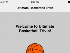 Ultimate Basketball Trivia 2.1 Screenshot