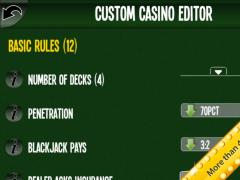 Ultimate BlackJack 3D Reloaded 3.2.0 Screenshot