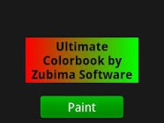 Ultimate Colorbook Free 1.05 Screenshot