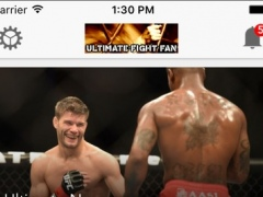 Ultimate Fight Fan: Fighting games & MMA News 4.20.150022858 Screenshot