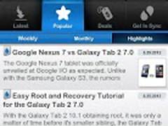 Ultimate Galaxy Tab 2 7.0 App 3.83.0 Screenshot