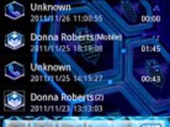 Ultimate Honeycomb GO Contacts 1.0 Screenshot