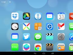 Ultimate iOS7 Apex Nova Theme 1.61 Screenshot