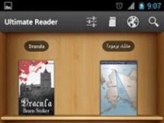 Ultimate Reader 2.4.4 Screenshot