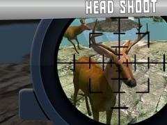 Ultimate Savanna Sniper 3D 1.0 Screenshot