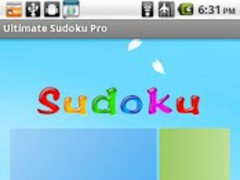 Ultimate Sudoku Free 11.07 Screenshot