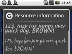 Ultra Mate Journal fonts x 1.0 Screenshot