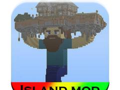 Ultra new Island Mod for MCPE 1.0 Screenshot