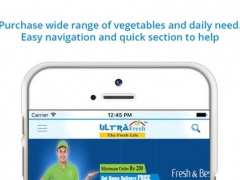 Ultrafresh - Vegetable and much more at Doorstep 1.2 Screenshot
