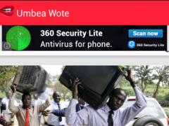 Umbea Mtupu 6.0.2 Screenshot