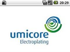 Umicore Electroplating 1.2.0 Screenshot