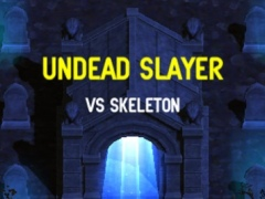 Undead Slayer VS Skeleton - Eliminate the Zombie Skeleton in Graveyard Free Game 1.1 Screenshot