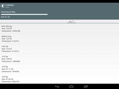 Undelete Key (depracated) 1.2 Screenshot