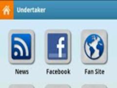 Undertaker Fan App 1.0 Screenshot