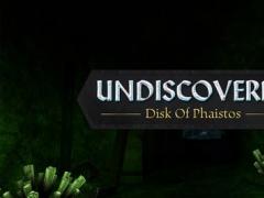Undiscovered: Disk of Phaistos 1.0 Screenshot