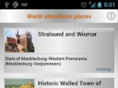 Unesco World heritage sites 1.3 Screenshot