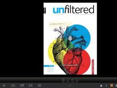 Unfiltered Magazine 2.3 Screenshot