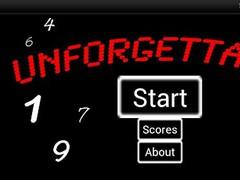 Unforgettable 1.1 Screenshot