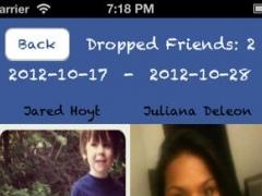 Unfriend Finder 1.2 Screenshot