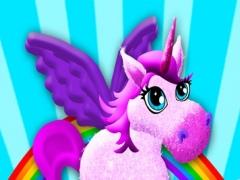 Unicorn Dress Up Virtual Fashion Makeover Maker 1.1 Screenshot