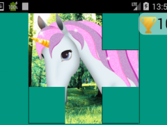 unicorn puzzles game 1.0 Screenshot